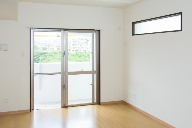 一人暮らしの室内の写真